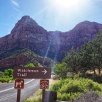 Zion's Underrated Hike: The Watchman Trail